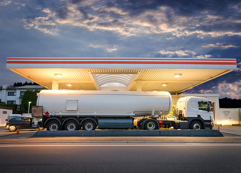 Reliable Diesel Distributor Indiana | Michigan Fuels - station
